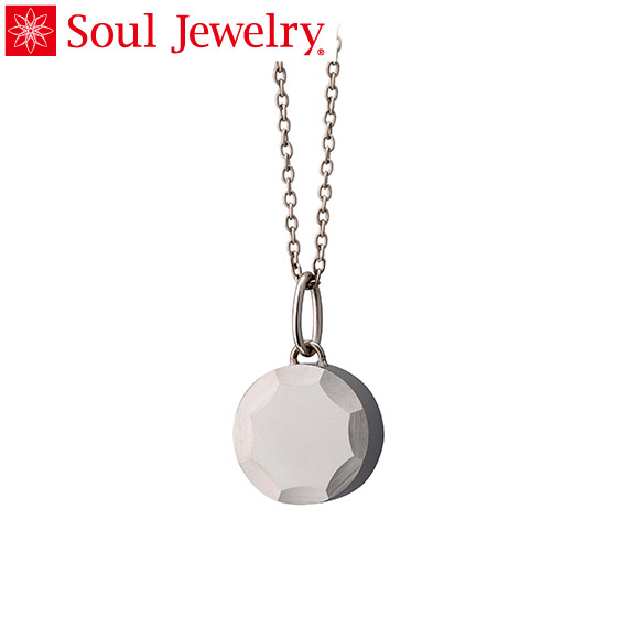 遺骨ペンダント Soul Jewelry チタン イリス
