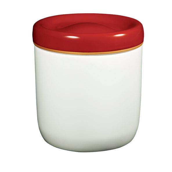 【Yahooニュースで深川製磁が紹介されました。「マイ骨つぼ」に。】【骨壷】金彩さくら 陶白磁 サイズ:7寸壺 (深川製磁)【送料無料】朱赤と純白の中に、金さくらがあでやかに輝きます[骨壺 仏具 供養]【メモリアルアートの大野屋】