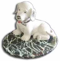 大理石でペットひんやり♪【送料無料】オリジナルデザイン品石種が選べる【Sサイズ】