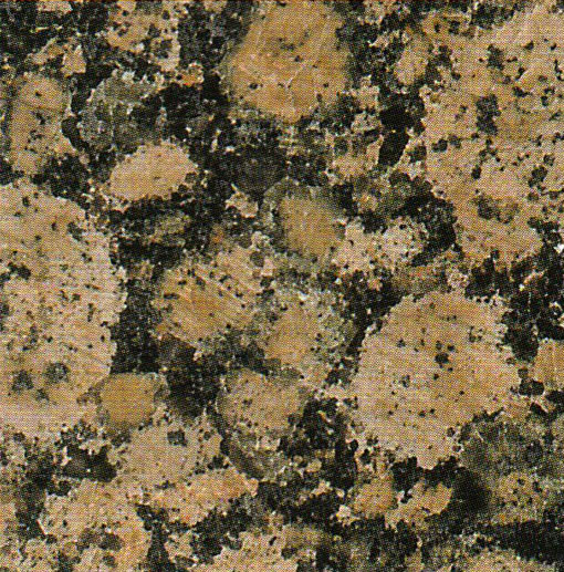 【送料無料】天然御影石規格タイルバルチックブラウン 磨き600×300×13(5枚入り)