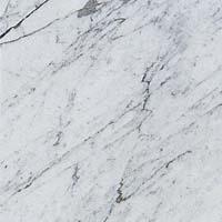 【送料無料!!】天然大理石規格タイルビアンコカラーラ 磨き400×400×13~15mm(5枚入り)