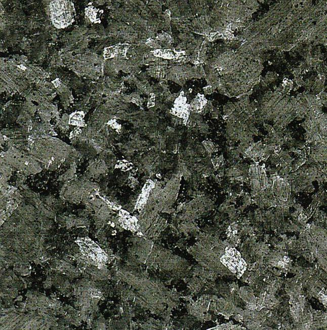 【送料無料】天然御影石規格タイルブルーパール 磨き600×300×13(5枚入り)