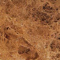 【送料無料!!】天然大理石規格タイルマロンブラウン 磨き600×600×20mm(2枚入り)