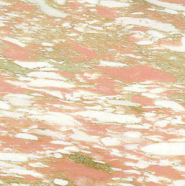 【送料無料!!】天然大理石規格タイルノルウェージャンローズ 磨き400×400×13mm(5枚入り)