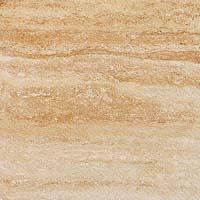【送料無料!!】天然大理石規格タイルトラバーチンクラシコ 磨き600×300×13mm(5枚入り)