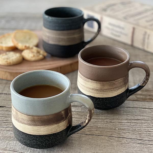 食器 マグカップ 低価格 おしゃれ 和食器 モダン カフェ風 アウトレット 美濃焼 おしゃれ セピアマグカップ