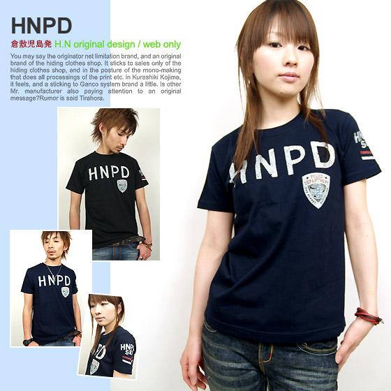 T shirt short-sleeved print HNPD OK ♪ NET limited message T shirt mens Womens XS S M L XL size 10P13oct13_b