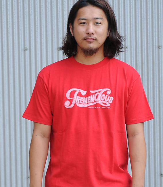 T shirt short sleeve TREMENDOUS OK ♪ mi-215. ne-sorted limited edition T shirt XS S M L XL size 10P13oct13_b