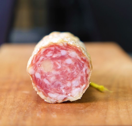 サラミ ソシソン ボーフォール 200g チーズ 期間限定 肉 食材 NEW ギフト ワイン おつまみ フランス