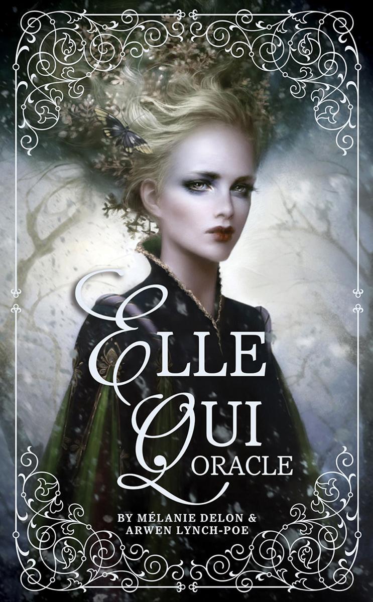 エル キ 日本未発売 オラクル カード Elle Qui 英語のみ オラクルカード 占い 信頼 Oracle