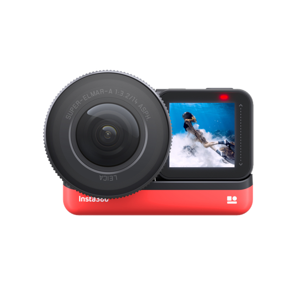 Insta360 ONE R 1インチ版 5.3K 30fps HDR手ブレ補正 4K 60fps 防水