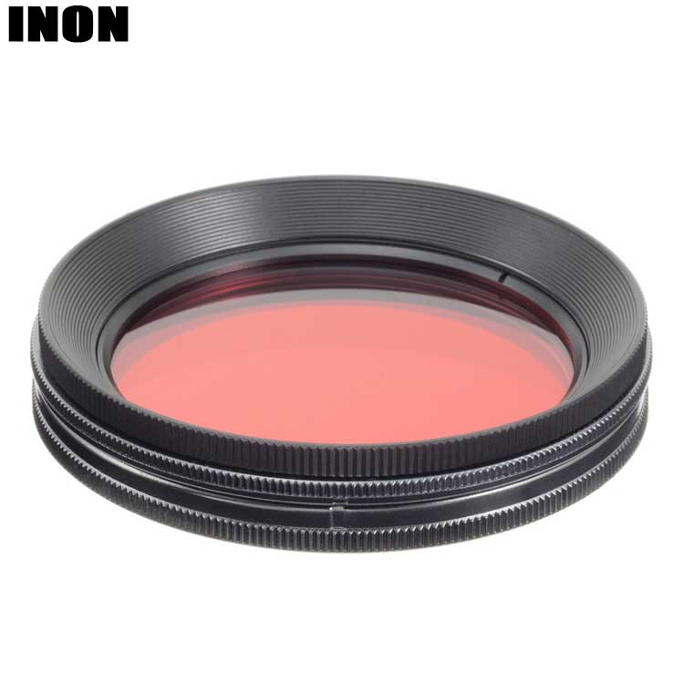 INON(イノン) 水中可変赤フィルター M67【02P23Feb19】