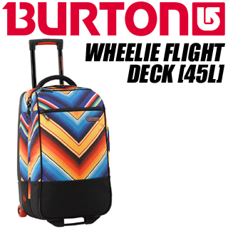 驚きの価格 BURTON FLIGHT バートン WHEELIE DECK FLIGHT DECK [45L] バートン【02P05Aug18】, Flower:c4eaa173 --- canoncity.azurewebsites.net