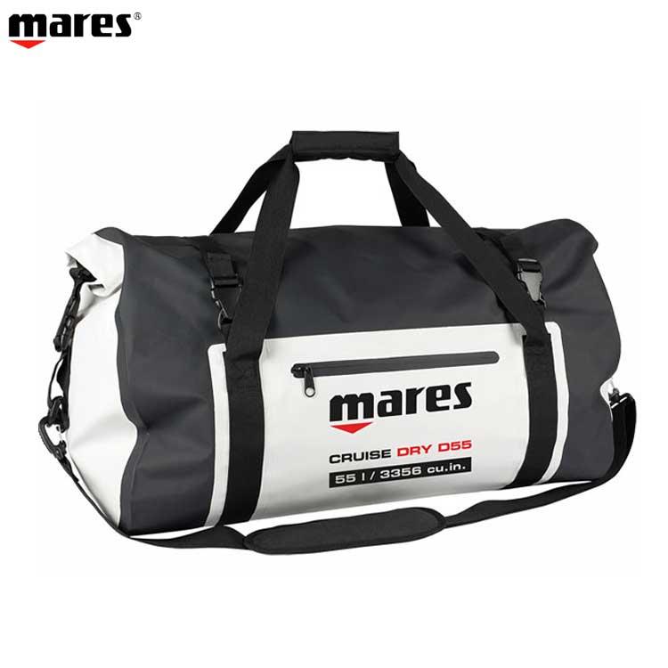 【マレス】クルーズ ドライ D55 mares CRUISE DRY D55【防水バッグ】【05P06Sep18】