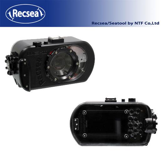 Recase(レクシー) Seatool WHPE-WG2【PENTAX オプティオWG2対応ハウジング 樹脂タイプハウジング】【送料無料】【02P29Jan17】