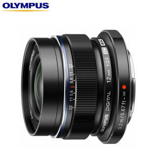 OLYMPUS(オリンパス) M.ZUIKO DIGITAL ED 12mm F2.0 【送料無料】【02P16Apr19】