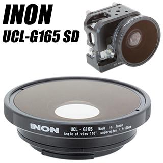 INON(イノン) 水中ワイドクローズアップレンズ UCL-G165 SD【02P16Apr19】