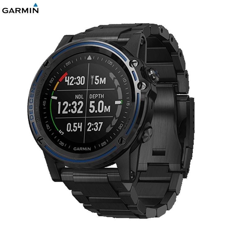 【GARMIN(ガーミン)】Descent Mk1 Ti ダイブコンピューター GPS内蔵 充電式 010-01760-51 カラーディスプレイ 【10P20Sep19】