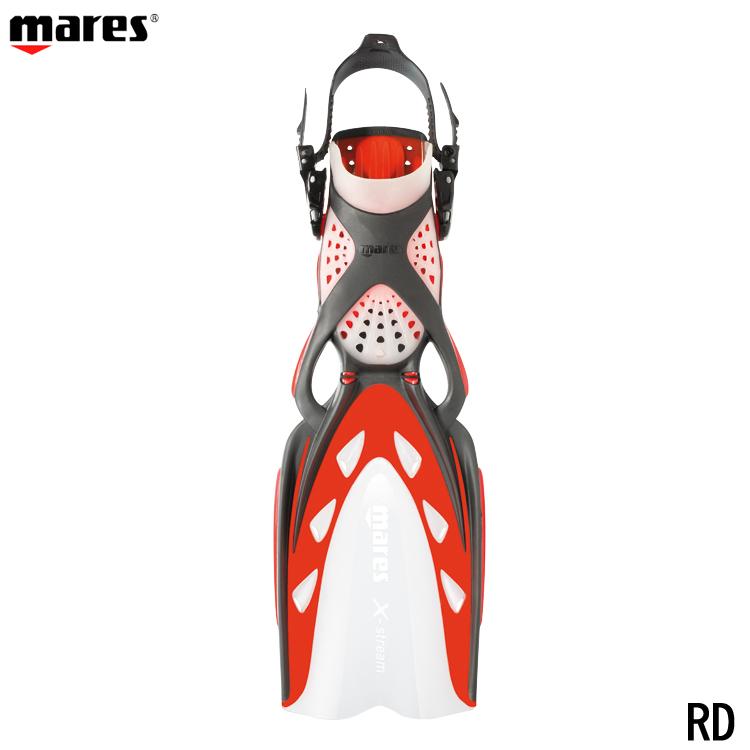【マレス】エクストリーム mares X-STREAM RD 410019【ダイビング用フィン】 【10P05Jun18】