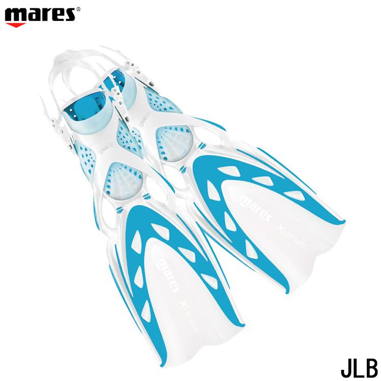 ダイビング フィン mares マレス エクストリームX-STREAM JLB 410019【ダイビング用フィン】 【mic-point】