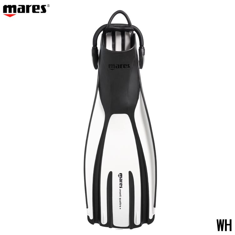 [ マレス ] アヴァンティ クアトロ プラス mares AVANTI QUATTRO + WH 410003[ ダイビング用フィン ] [mic-point]