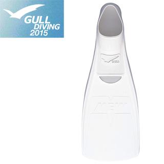 GULL( gal) MEW FIN mu fin (white)