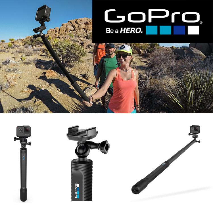 【あす楽対応】【GoPro(ゴープロ)】AGXTS-001 EL GRANDE (97cm 延長ポール)