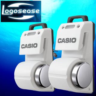 【CASIO】 ダイブトランシーバー ロゴシーズ Logosease RG005BA 【2台セット】 【20P08Nov18】