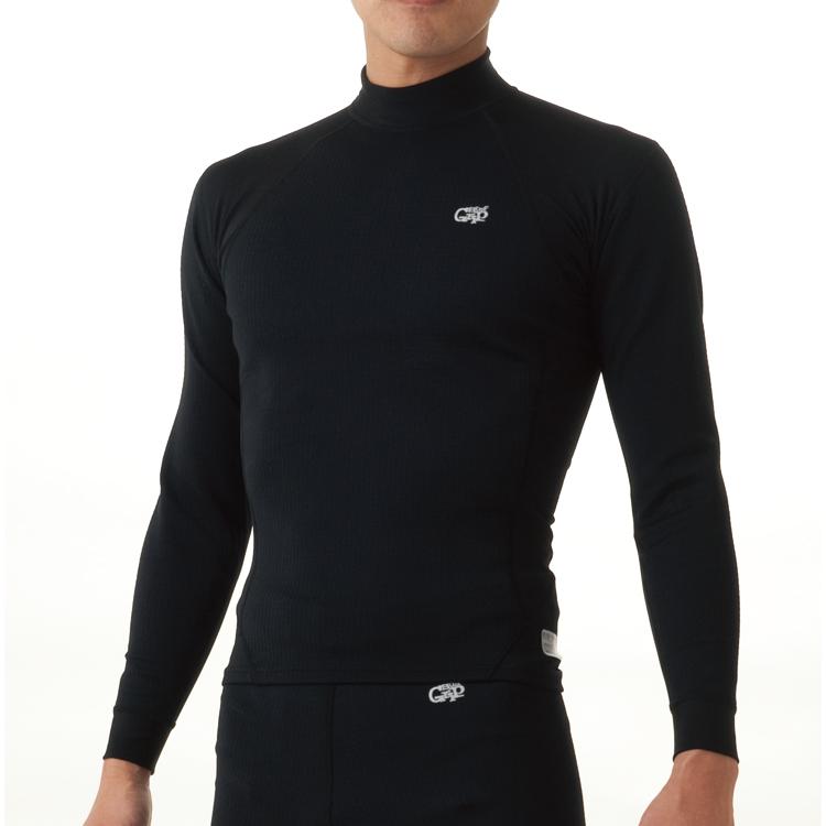 【Surf Grip】エアースキン HC CSP AIR SKIN 長袖 ブラック ダイビング スノーケル インナー