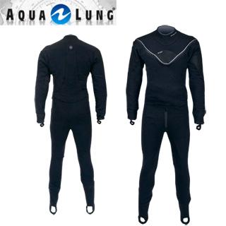【アクアラング】サーマルフュージョンインナースーツ 防寒 インナー ダイビング