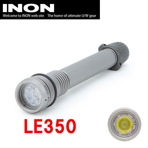 ダイビング ライト INON イノン LE350 Type2 LED水中ライト【02P04Jul19】