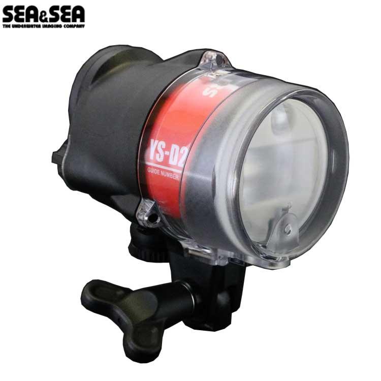 【SEA&SEA】03122 YS-D2 水中ストロボ オリジナルカラー【05P22Mar19】