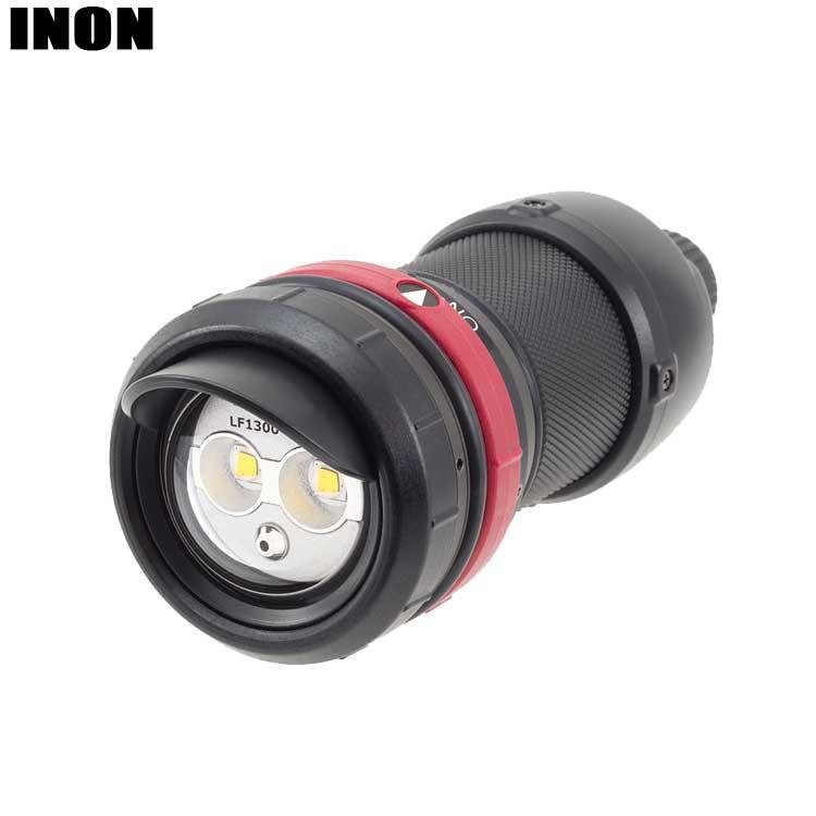 【INON】水中ライト LF1300-EWf ダイビング用LEDライト【02P16Apr19】
