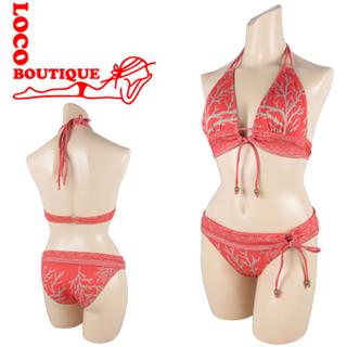 【LOCO BOUTIQUE(ロコブティック) MJF02610 Coral [Orange/Red] 【02P16Apr19】