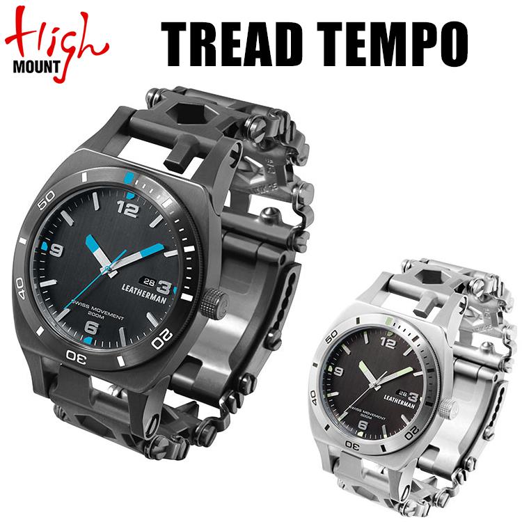 【ハイマウント】TREAD TEMPO トレッド テンポ [ウォッチタイプマルチツール]【送料無料】【02P20Sep19】