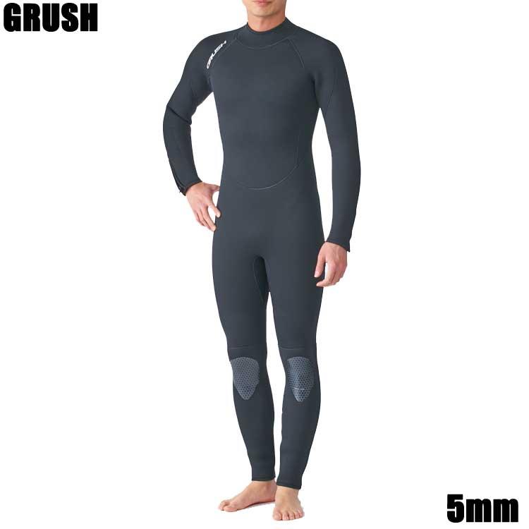 【GRUSH】5mm ウェットスーツ メンズ【在庫一掃/返品交換不可】【20P16Apr19】 サーフィン