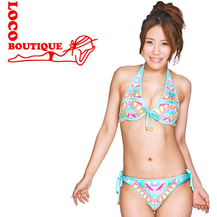 【LOCO BOUTIQUE(ロコブティック) MJF03505 Luminance [Neon Cyan] 【02P16Apr19】