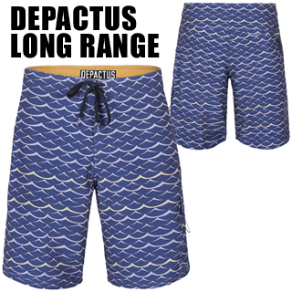 DEPACTUS(ディパクタス) LONG RANGE [Depactus Navy] 【02P06Jan18】