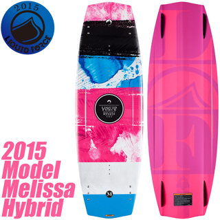 Liquid Force リキッドフォース 2015年モデル MELISSA HYBRID メリッサ ハイブリッド【131】 【送料無料】【02P28Mar19】