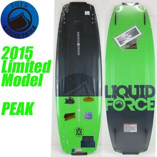 Liquid Force リキッドフォース 2015年限定モデル PEAK ピーク 【送料無料】【02P23Feb19】