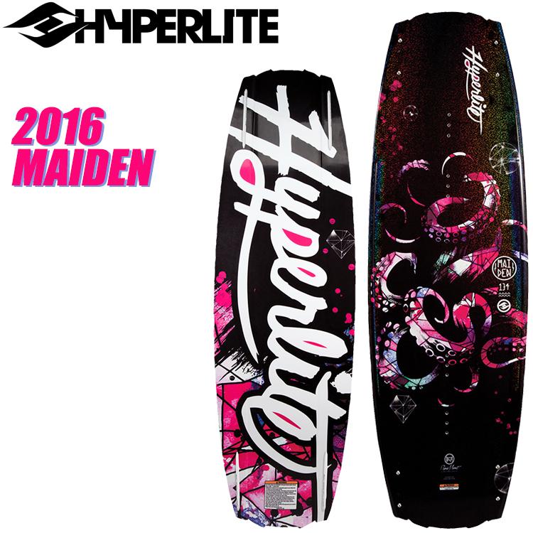 HYPERLITE ハイパーライト 2016年モデル Maiden メイデン (レディースモデル) 【送料無料】【02P23Feb19】