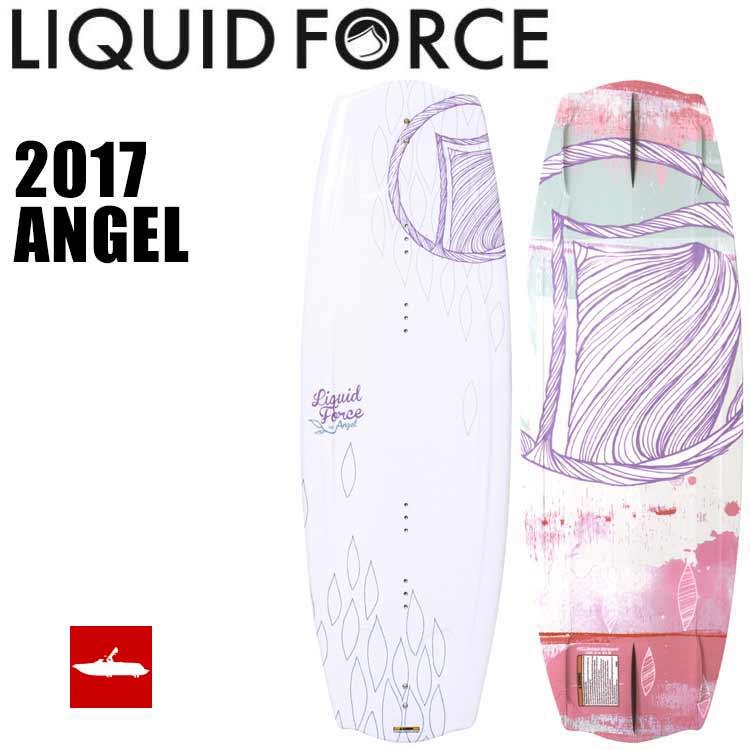 【リキッドフォース】Liquid Force 2017年モデル ANGEL エンジェル 【送料無料】【02P20Sep18】