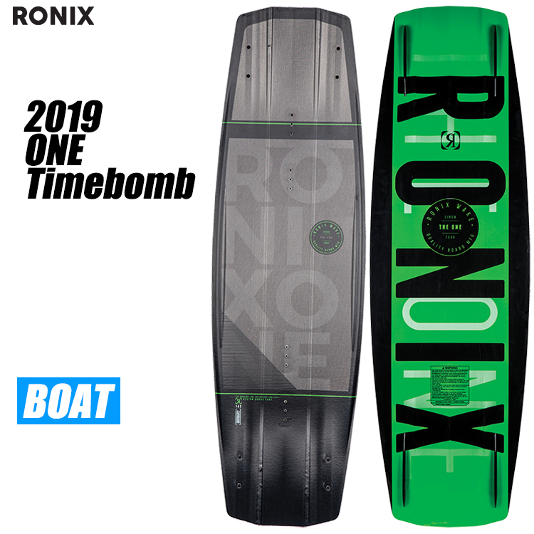 【RONIX】 2019年モデル ONE TIMEBOMB ワン タイムボム【送料無料】