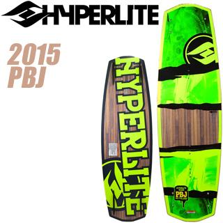HYPERLITE ハイパーライト 2015年モデル PBJ ピービ―ジェイ 【送料無料】【02P20Sep19】