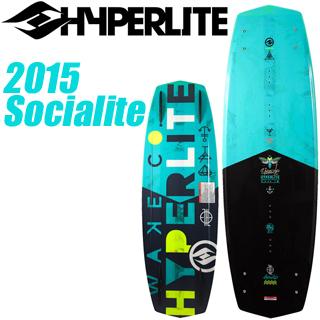 HYPERLITE ハイパーライト 2015年モデル Socialite (レディースモデル) 【送料無料】【02P20Sep19】