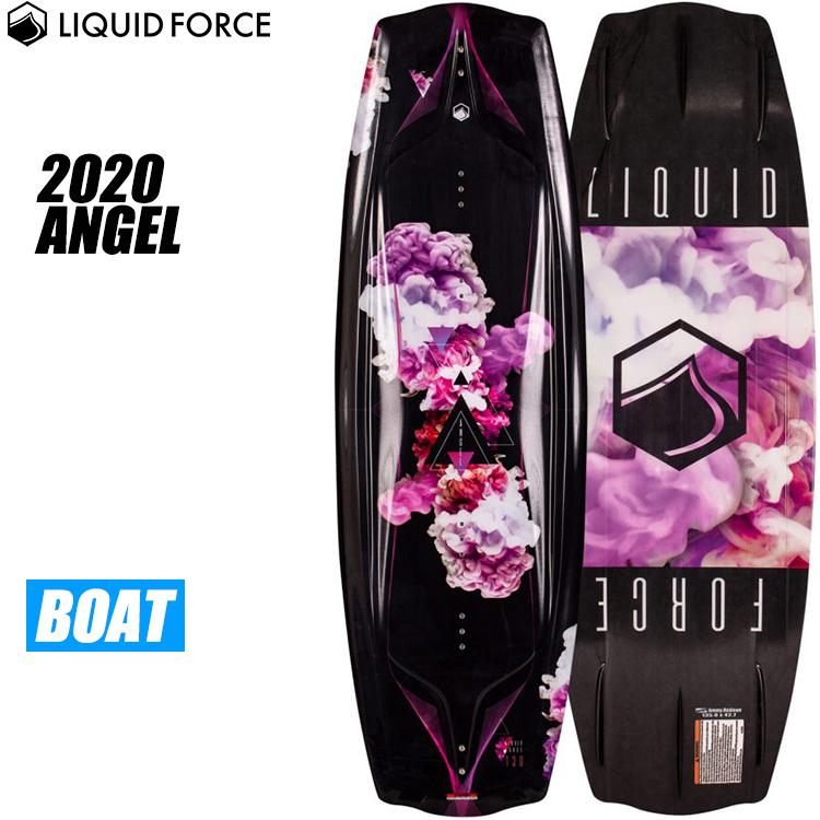 LIQUID FORCE(リキッドフォース) 2020年モデル ANGEL エンジェル レディースウエイクボード