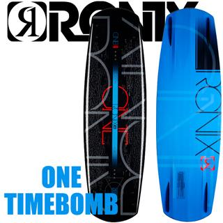 RONIX ronikkusu 2013年型号ONE TIMEBOMB一Time Bomb限定版本