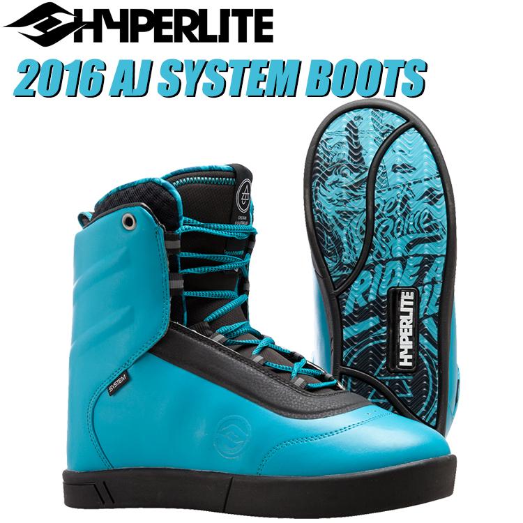 HYPERLITE ハイパーライト 2016年モデル AJ Boots エージェー ブーツ (ブルー/シャドウ) 【送料無料】【02P08Nov18】
