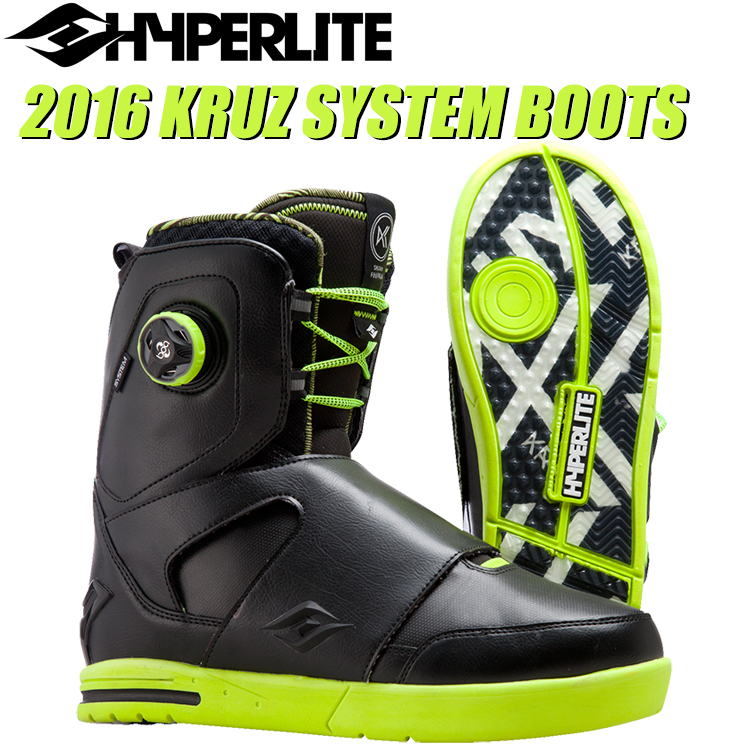 HYPERLITE ハイパーライト 2016年モデル Kruz Boots クルツ ブーツ【送料無料】【02P08Nov18】