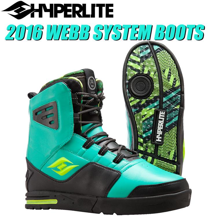 HYPERLITE ハイパーライト 2016年モデル Webb Boots ウェブ ブーツ 【送料無料】【02P08Nov18】